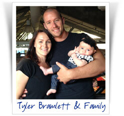 CT-50 Review Tyler Bramlett and Family