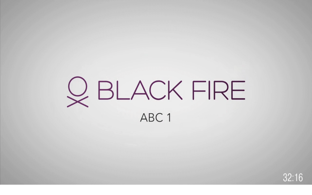 Dailyburn Black Fire ABC 1 Screenshot