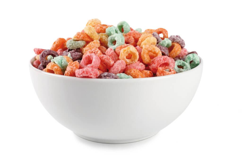 Breakfast cereal is another sugary food making you fat