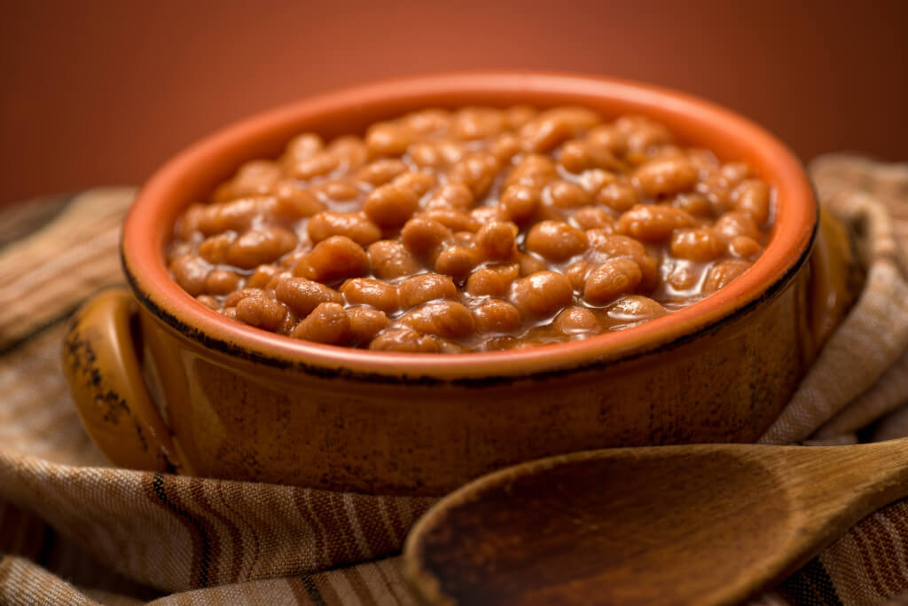 Baked beans are a sugary food making you fat
