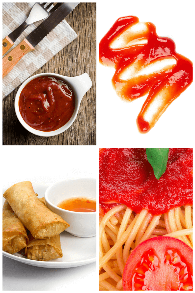 Sugary Sauces, condiments and dressings that are making you fat