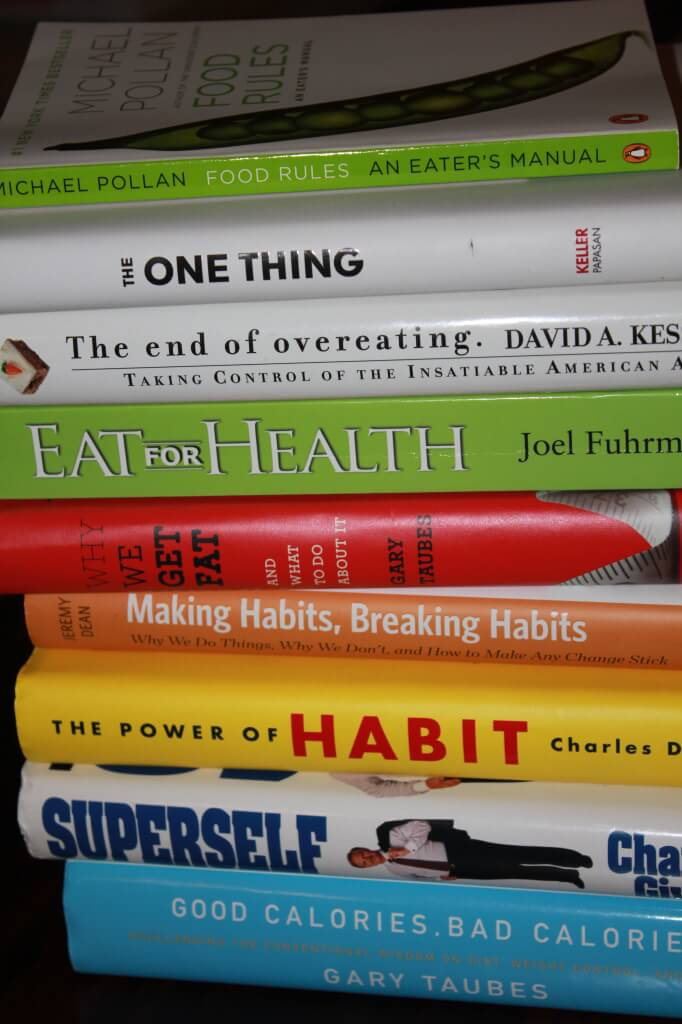 11 Of The Best Books To Help You Lose Weight